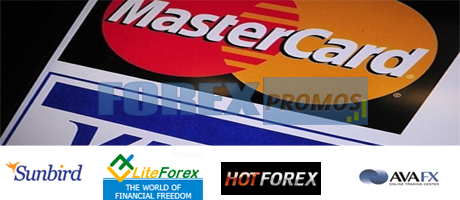 Forex broker debit card