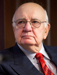 File Photo: Paul Volcker