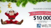 Weltrade – Traders Contest, Christmas Dream