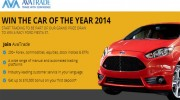 AvaTrade announce 'Car of the Year 2014' Promotion
