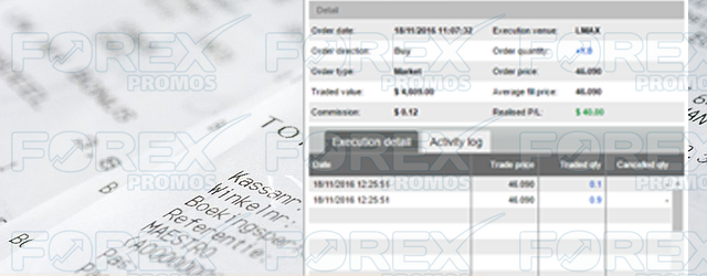 A shopping receipt is nothing but your post-trade transparency, records price, quantity, time and venue.